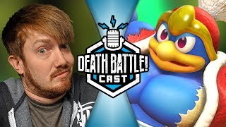 Where is DBX??? | DEATH BATTLE Cast