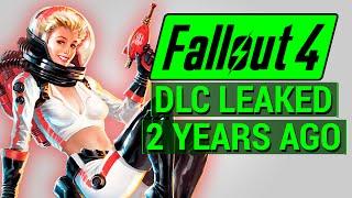 FALLOUT 4: Nuka World DLC Leaked TWO YEARS AGO! (Bethesda Memo Reveals DLC & Elder Scrolls VI)