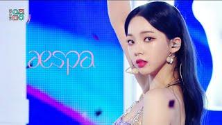 [쇼! 음악중심] 에스파 -블랙맘바 (aespa -Black Mamba) 20201128
