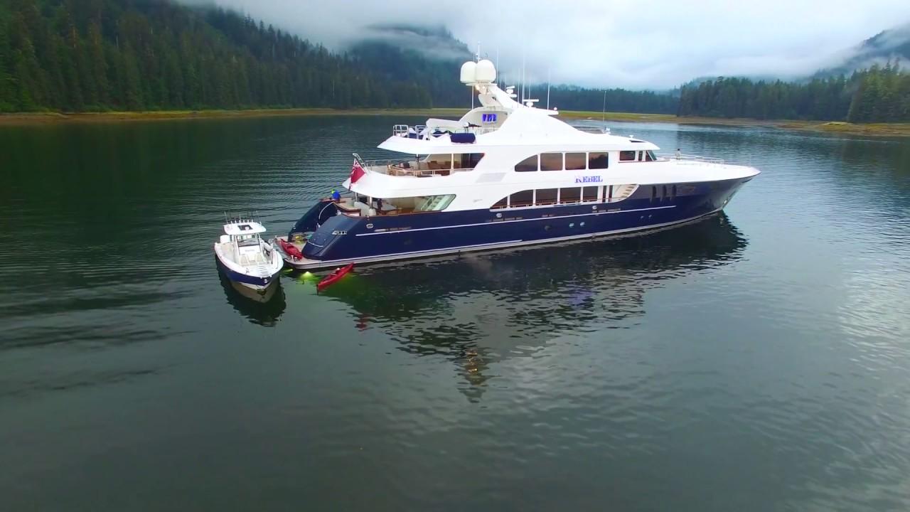 Image result for superyacht alaska