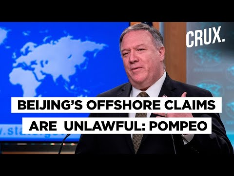 US Rejects China's Maritime Claims Over South China Sea