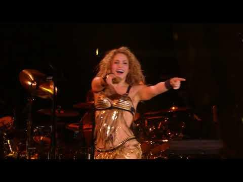 Shakira El Dorado World Tour Cologne Whenever Wherever