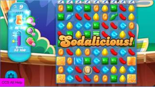 Candy Crush Soda Saga Level 1228 NO BOOSTERS Cookie