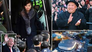 Head of popular girl band leads N  Korean team to S  Korea