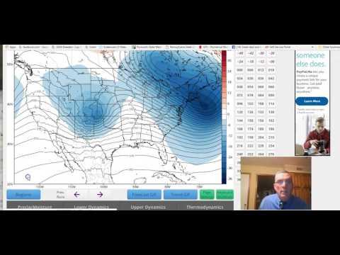 NAM GFS MODEL BIG DIFFERENCES ON NORTHEAST SNOW THREAT 02072017