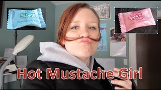 HOT MUSTACHE GIRL (VLOG DAY 3)