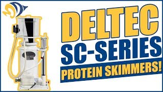 Perfectionists At Deltec Developed Their Own Pumps For SC-Series Protein Skimmers!