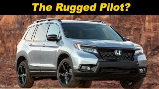 2019 Honda Passport | The Go-Anywhere Honda? thumbnail