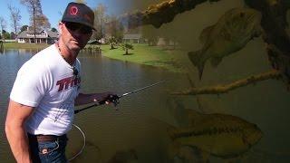 Gerald Swindle (GMAN) on Fishing Rising Water