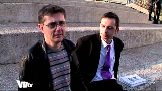 VOtv Discussion entre Charb et son ami d'enfance