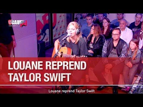 Louane reprend taylor swift - C'Cauet sur NRJ
