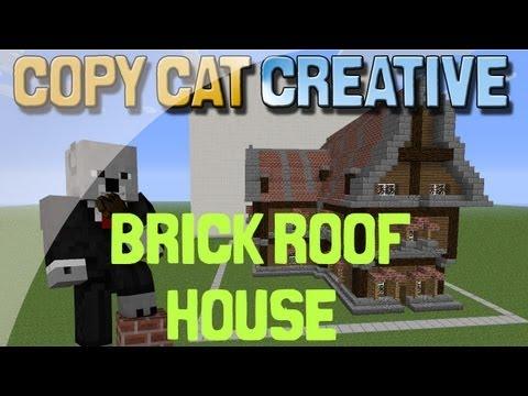 Medium Brick Roof House [Copy Cat Creative 01]