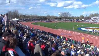 2017 colorado state championships girls 5a 4x800m relay