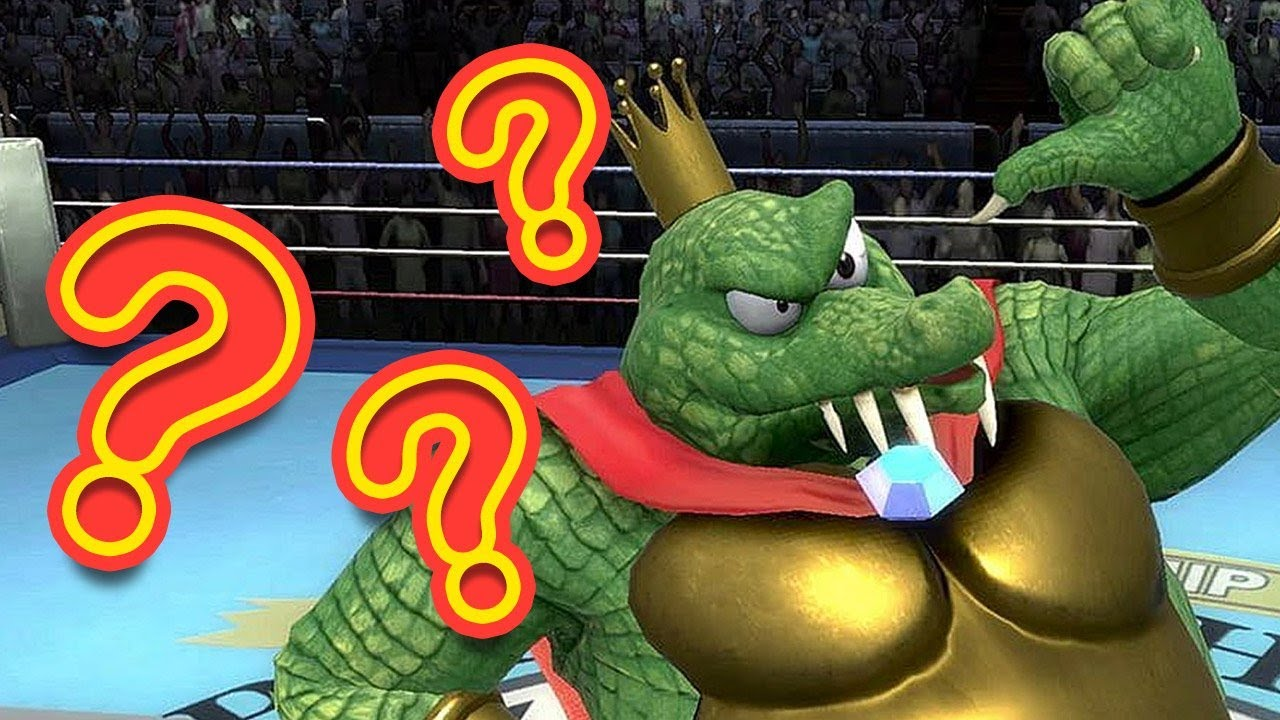 5 WTF Questions About Super Smash's King K. Rool - Up At Noon Live!