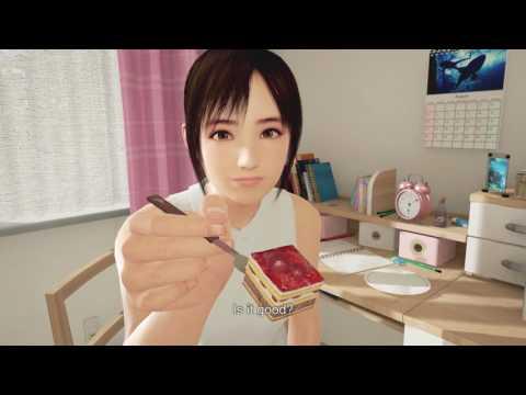 PSVR Summer Lesson Hikari Miyamoto 2nd Contact PV (ENGLISH)
