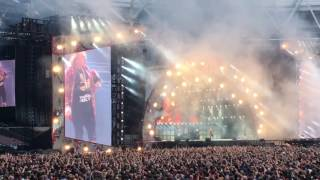 AC/DC Rock or Bust Olympic Stadium London June 2016