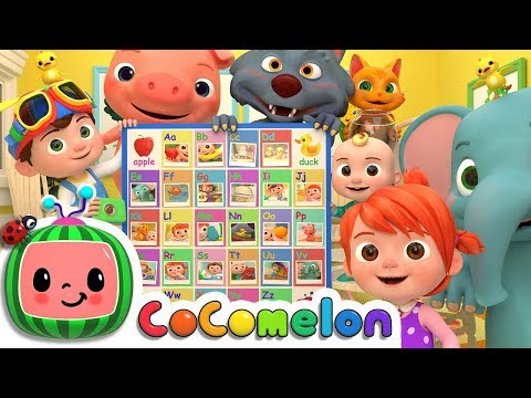 ABC Phonics Song | ABCkidTV Nursery Rhymes & Kids Songs