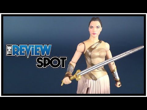 Toy Spot | Mattel DC Multiverse Ares Wave Diana of Themyscira Figure