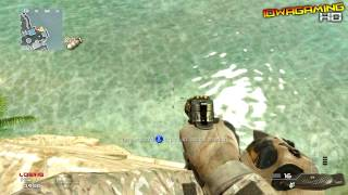 *NEW* MW3 Glitch- Under Water Vision Glitch!