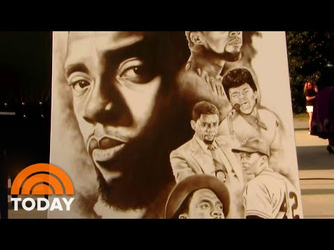 Chadwick Boseman Honored At South Carolina Memorial | TODAY