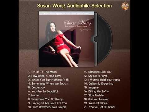 Susan Wong Audiophile Selection