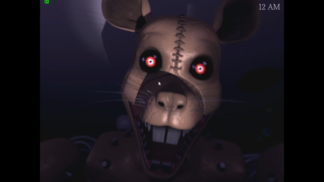 FIVE NIGHTS AT CANDY'S 3 (DEMO)   ALL JUMPSCARES - YouTube