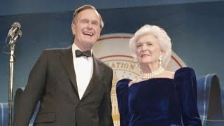 Former first lady Barbara Bush dead at age 92