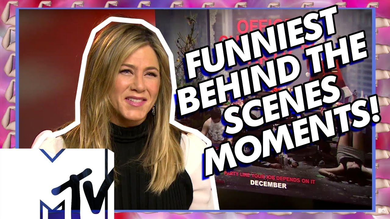 Office Christmas Party | Funniest Moments Behind The Scenes With ...