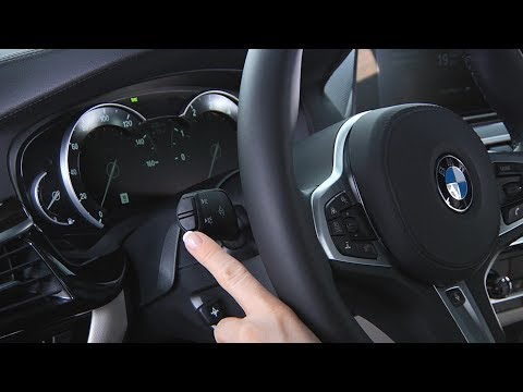 High Beam Assist | BMW Genius How-To