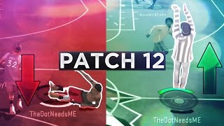 PATCH 12 MAKES SHARPSHOOTERS THE BEST ARCHETYPE IN NBA 2K17