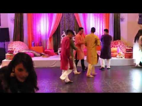 Boys vs Girl Dance Battle - FarsWedding