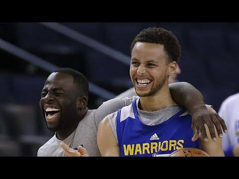Golden State Warriors Funniest Moments