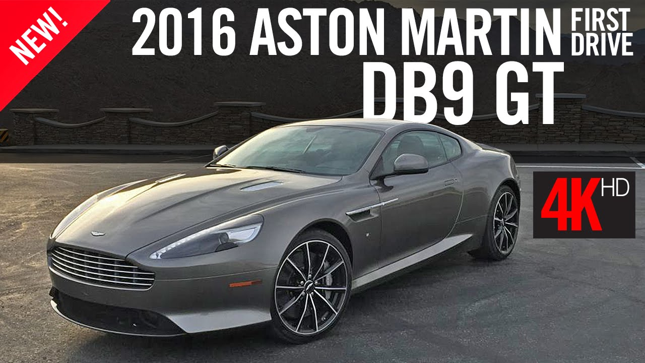 Aston Martin DB GT First Drive Review K YouTube - How much is an aston martin db9
