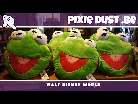Muppets Merchandise at Disney's Hollywood Studios   Walt Disney World 2017