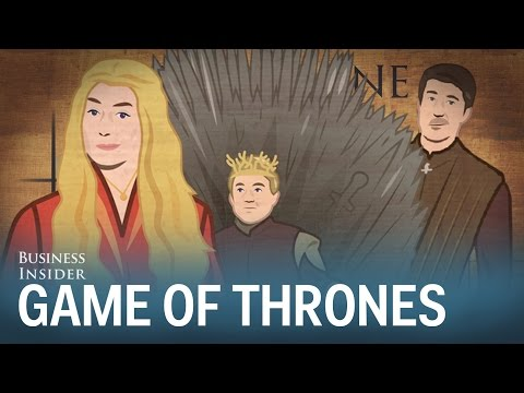 Game of Thrones: Economics of Westeros