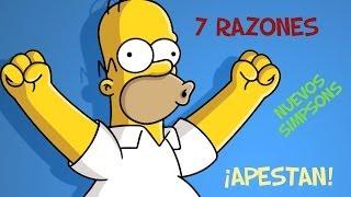 7 Razones por las que los nuevos Simpsons apestan