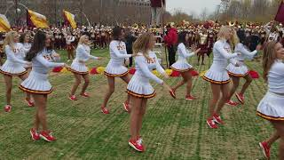 Tusk performed by USC Marching Band at battle of the bands
