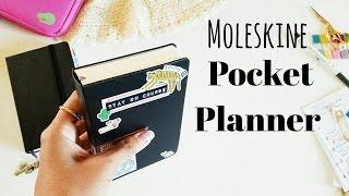 Pocket Moleskine Planner Setup (pt 1)