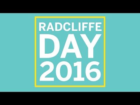 Radcliffe Day 2016   Janet Yellen    Radcliffe Institute