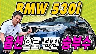 BMW 530i 롱텀 시승기  [내외장/옵션] G30 5시리즈 (1/2편)
