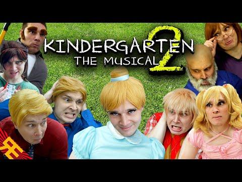 KINDERGARTEN 2: The Musical [by Random Encounters]