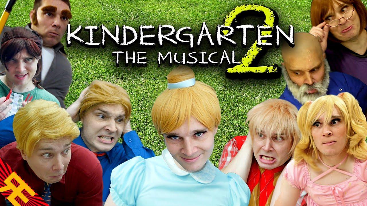Download KINDERGARTEN 2: The Musical [by Random Encounters]