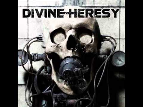 Divine Heresy- Savior Self (LYRICS)