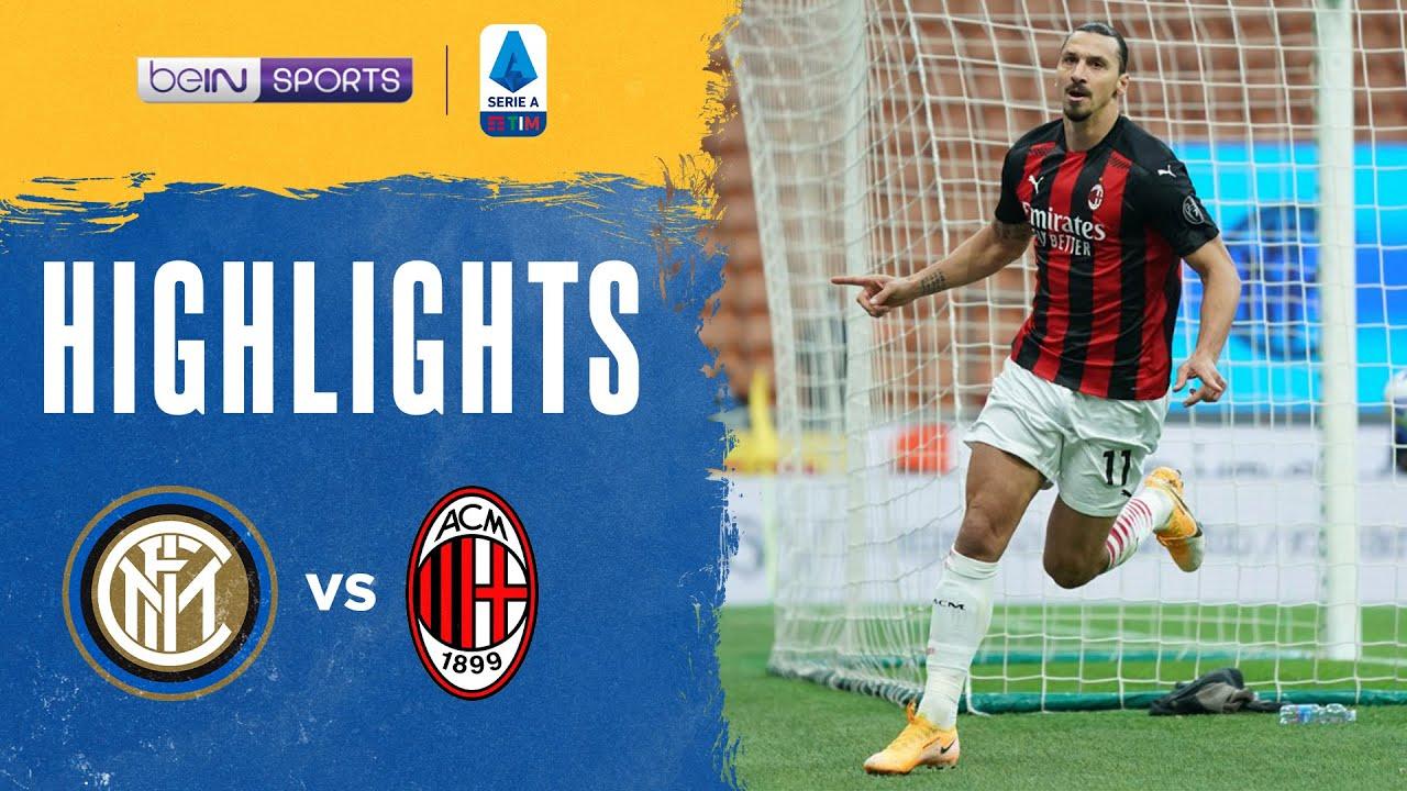 Coppa Italia: Inter vs Milan 2–1 Highlights