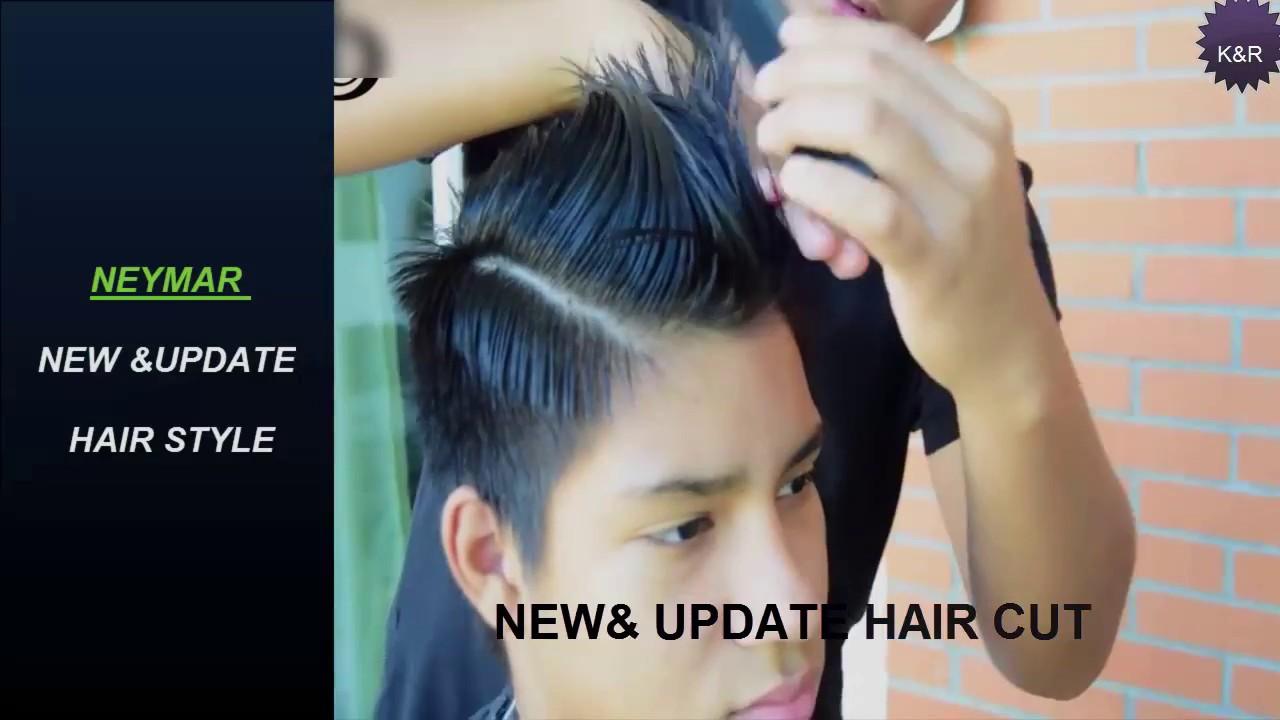 Neymer New Update Haircut 2016neymar 2016 Hairstyle Haircut