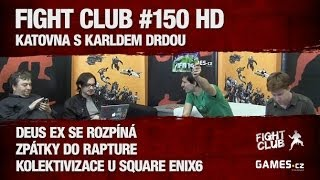 Fight Club #150 HD (Podcast serveru Games.cz)