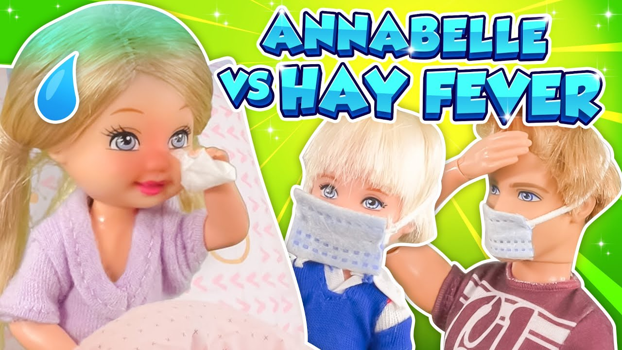Download Barbie - Annabelle vs Hay Fever | Ep.321