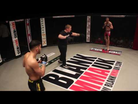 BCMMA#9 Aaron Lovell Vs. David Gould - Amateur Featherweight Title Contest