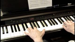 Siamese Cat Song - Lady and the Tramp - Piano