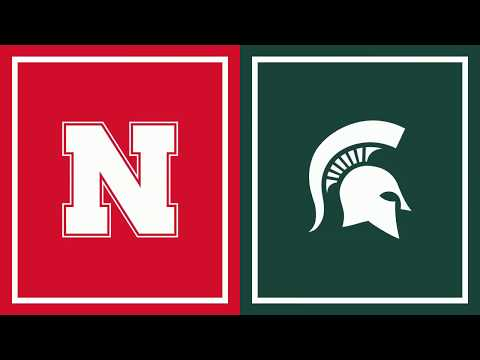 First Half Highlights: Michigan State at Nebraska | Big Ten Football